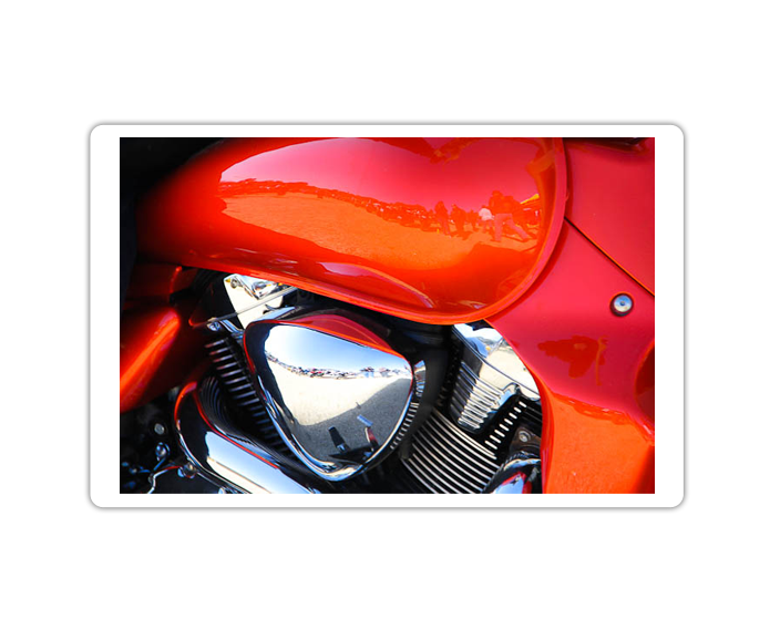 Photo Portfolio - MotorCycle