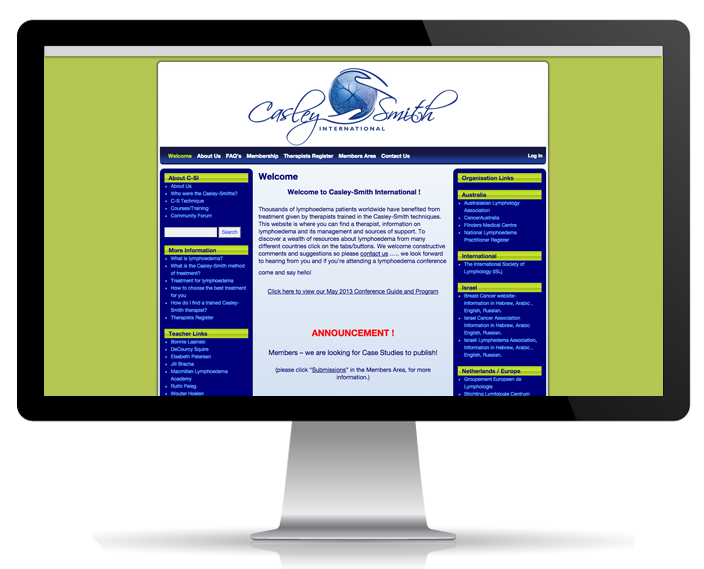 Website Portfolio - Casley-Smith