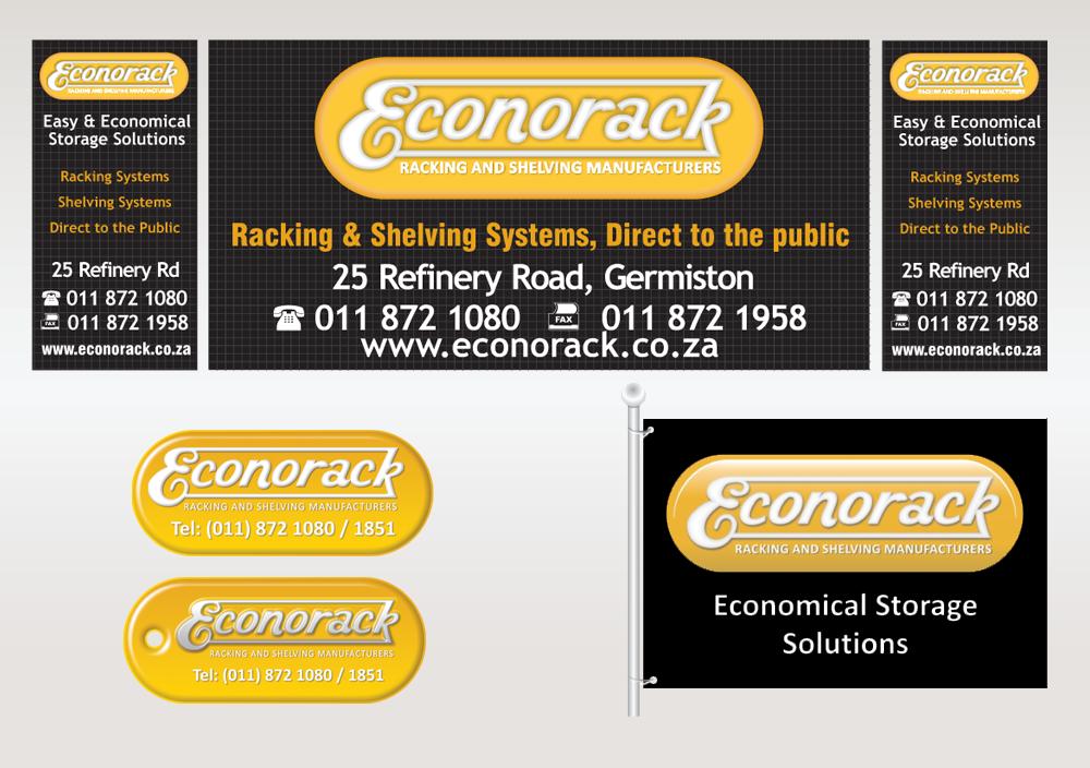 Portfolio Promo Econorack
