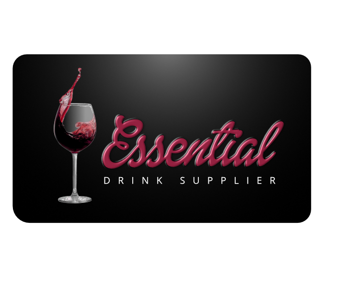Design Essential Drink Supplier Logo
