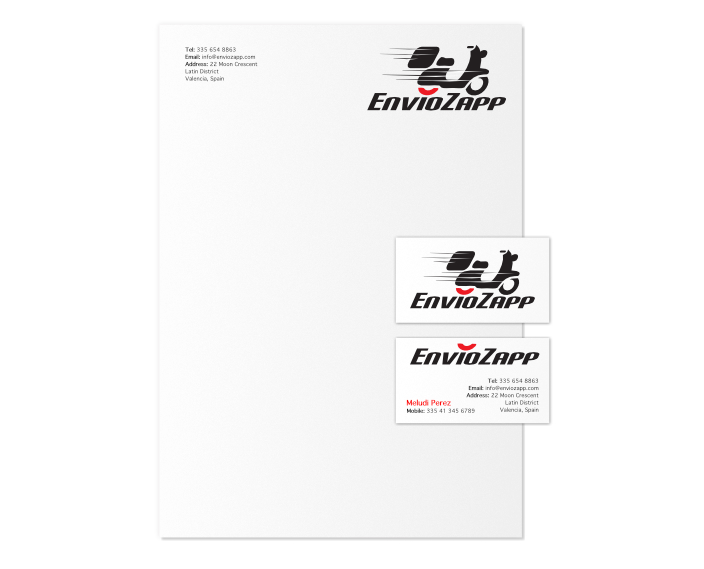 Graphics EnvioZapp Logo