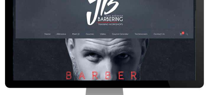 Website Portfolio - JB Barber